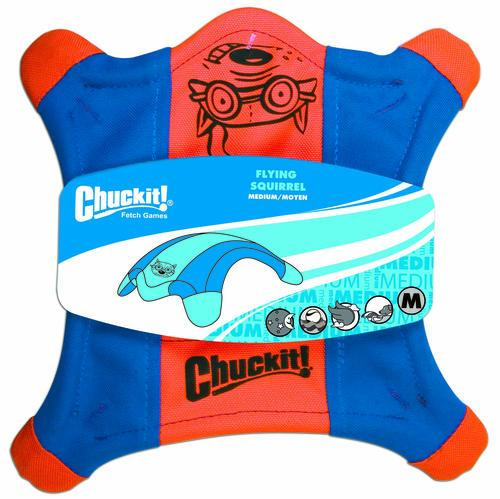Chuckit! Flying Squirrel Dog Toy Dropawf