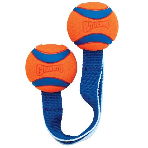 Chuckit! Ultra Duo Tug Dog Toy Dropawf