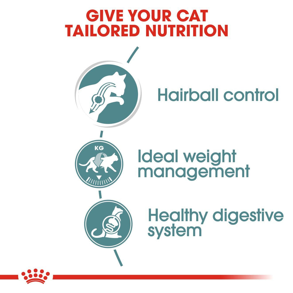 ROYAL CANIN Feline Hairball Care Wet Food (12x85 grams) Dropawf