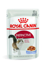 ROYAL CANIN Feline Health Instinctive in Jelly Wet Food (12 x 85 Grams) Dropawf