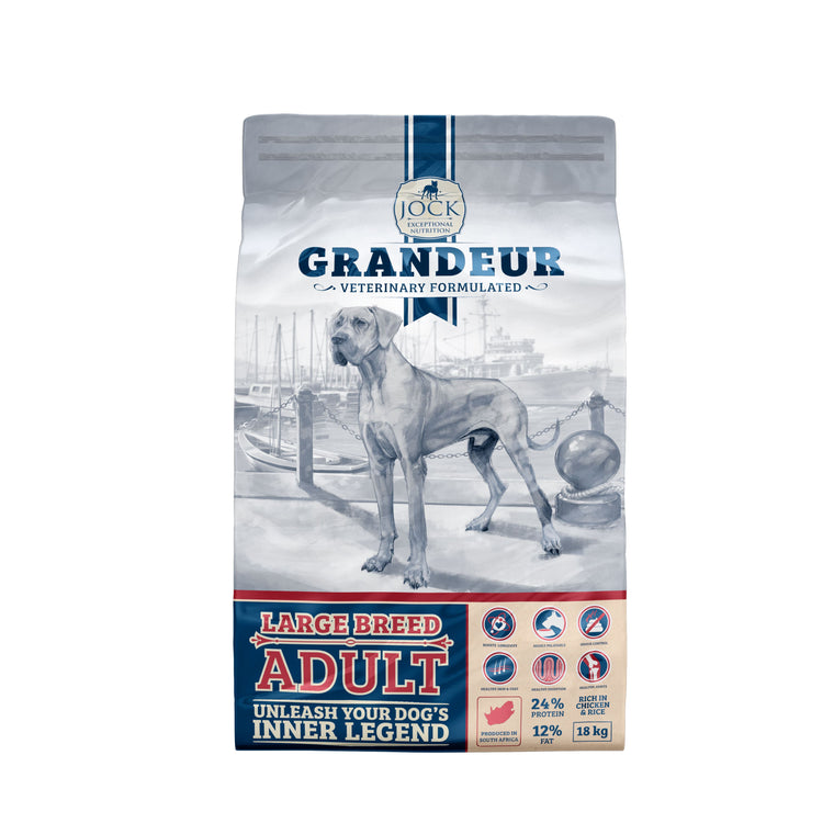 Jock Grandeur Large Breed Adult 18KG