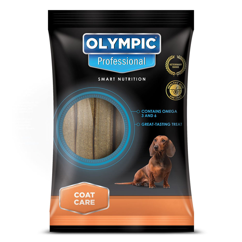 Olympic® Professional Coat Care Dog Treats (510 Grams) Dropawf