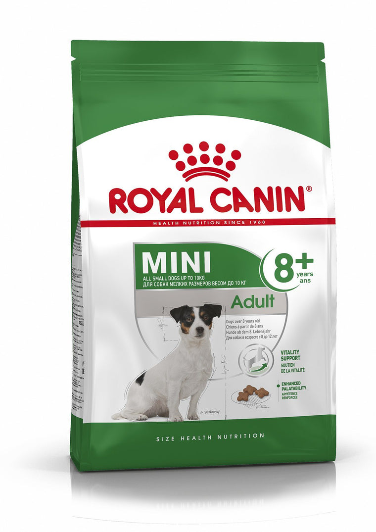 ROYAL CANIN Mini Mature 8+ Adult Dog Food
