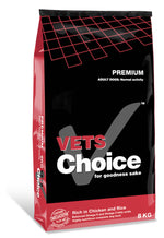 Vets Choice Premium Adult Dog Food Dropawf