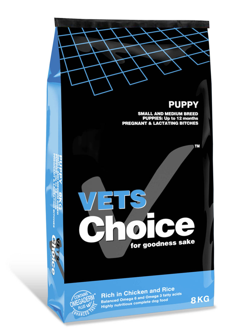 Vets Choice Small and Medium Breed Puppy Food