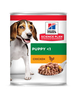 Hills Science Plan Puppy Wet Food Dropawf