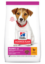Hill's Science Plan Canine Small & Mini Puppy Chicken Puppy Food Dropawf