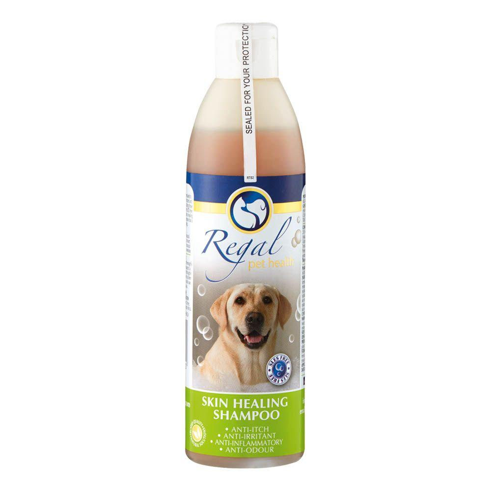 Regal Skin Healing Shampoo - 500ML Dropawf