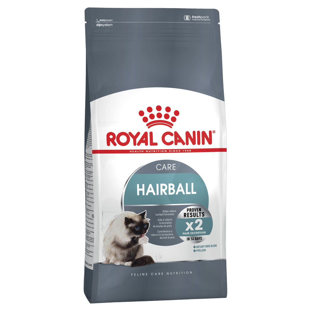 ROYAL CANIN Hairball Care Cat Food Dropawf