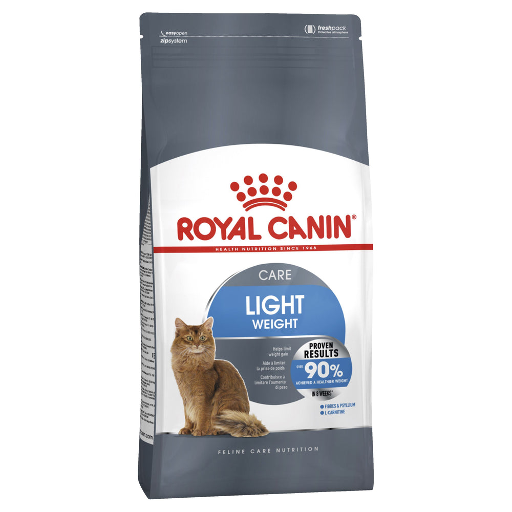 ROYAL CANIN Feline Light Weight Care Dry Cat Food Dropawf