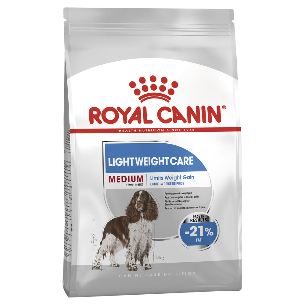 ROYAL CANIN Medium Light Weight Care Adult Dog Food