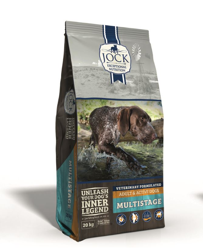 Jock Multistage Dog Food Dropawf