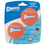 Chuckit! Tennis Ball Dog Toy | Various sizes Dropawf