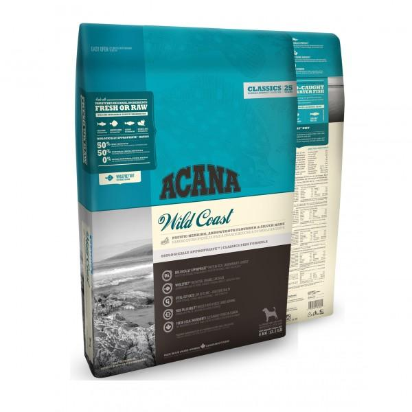 Acana Classics Wild Coast Dog Food Dropawf