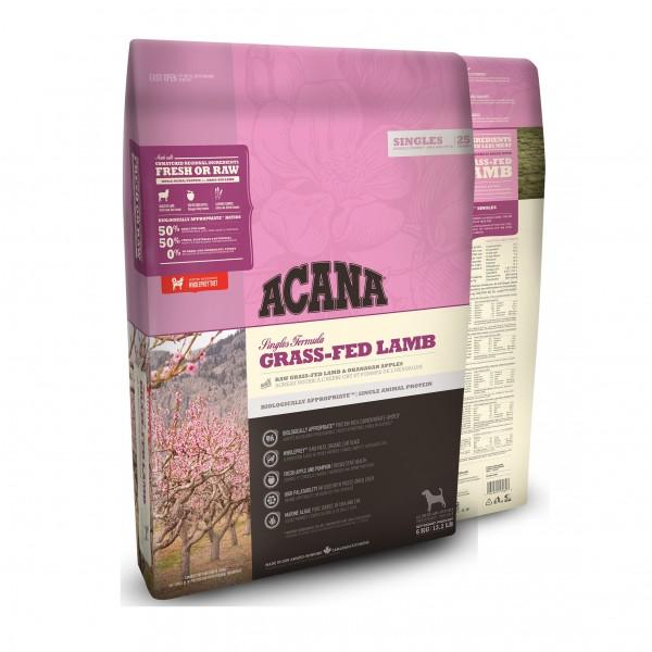 Acana Grass-Fed Lamb Dog Food Dropawf