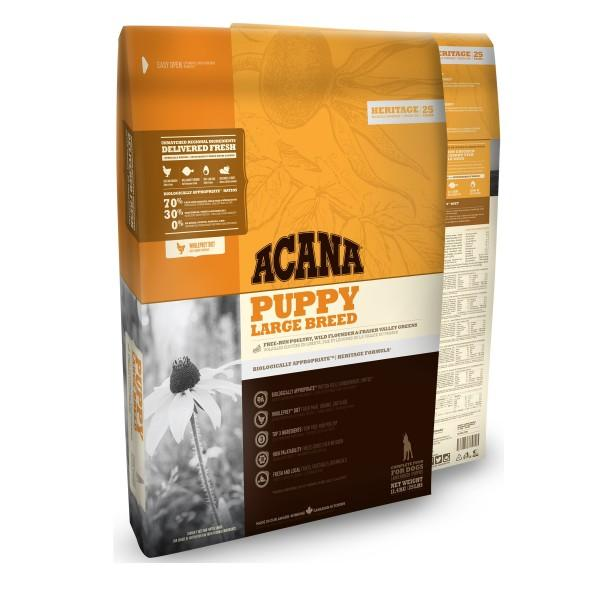 Acana Heritage Large Puppy Food Dropawf