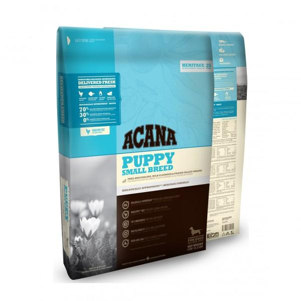 Acana Heritage Small Breed Puppy Food Dropawf
