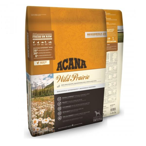 Acana Regionals Wild Prairie Dog Food Dropawf