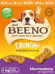 Beeno Biscuits Crunchy – 1KG Dropawf Marrowbone