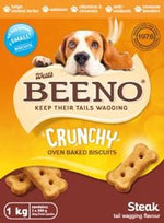 Beeno Biscuits Crunchy – 1KG Dropawf Steak