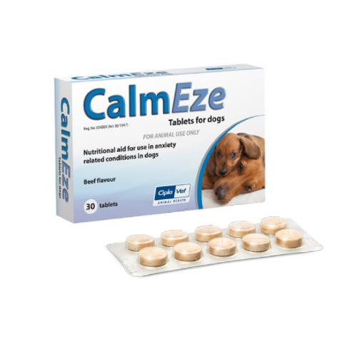 Calmeze Tablets For Dogs | Pack of 30