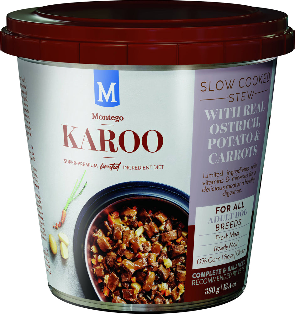 Karoo Wet Puppy Food | Bulk Packs Dropawf