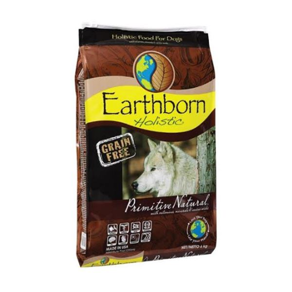 Earthborn Holistic Primitive Natural Grain-Free Dog Food - JHB only