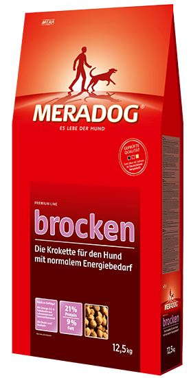 Meradog Premium Brocken Adult Dog Food