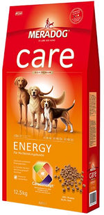 Meradog Premium Care Energy Adult Dog Food - JHB only Dropawf