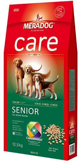 Meradog Premium Care Senior Adult Dog Food