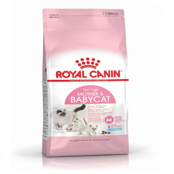 ROYAL CANIN Mother & Babycat Food Dropawf