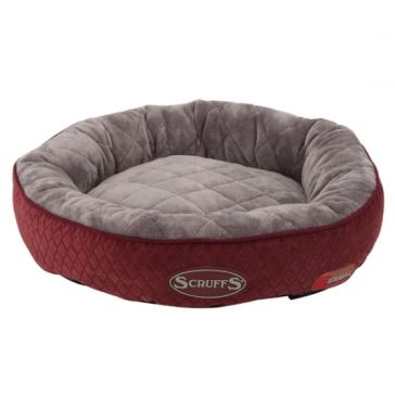Scruffs Self-Heating Thermal Ring Cat Bed Dropawf