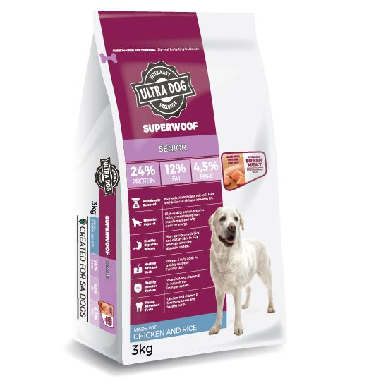 Ultra Dog Superwoof Senior Dog Food