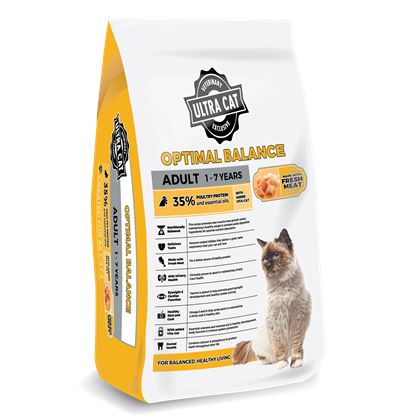 Ultra Cat Optimal Balance Cat Food