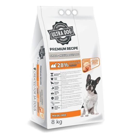 Ultra Dog Special Diet Premium Recipe Small-Medium Adult Dog food