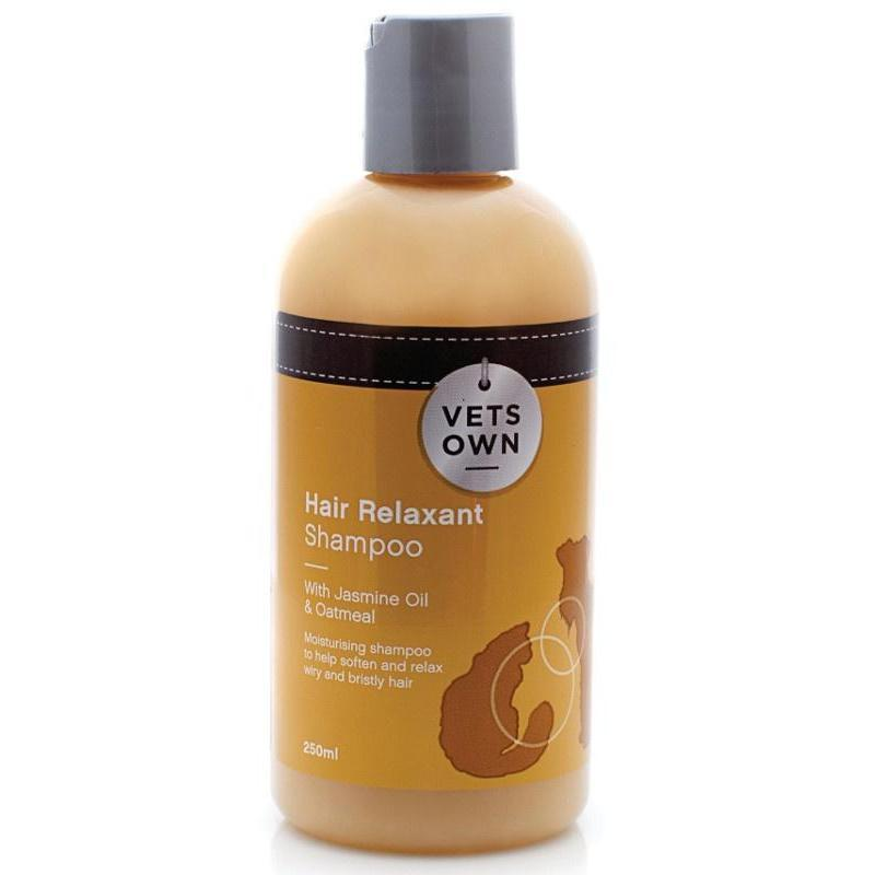 Vets Own Hair Relaxant Dog and Cat Shampoo