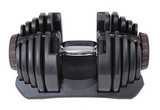 Dumbbells - Adjustable Up to 90 LB - Pair - New