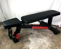 Adjustable Bench - Commercial Grade