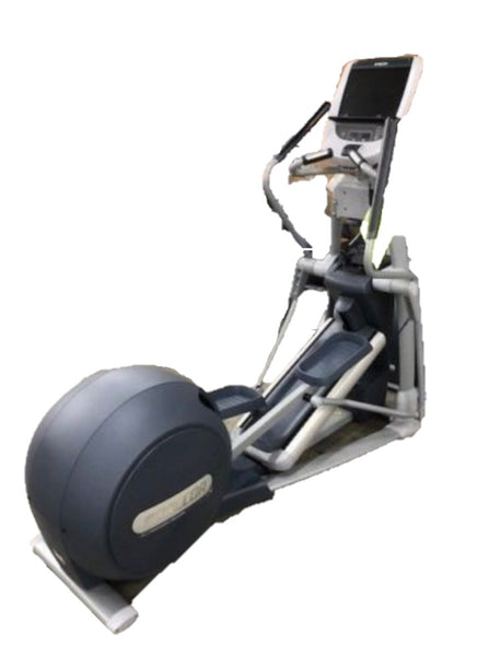 Precor EFX 885 Total Body Elliptical with P80 Console- PreOwned