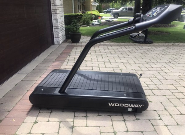 Woodway Desmo Treadmill - Preowned & Serviced
