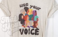 Use Your Voice KIDS SHIRT