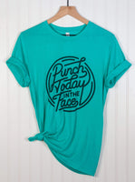 Punch Today Tee