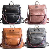 Quinn Convertible Backpack -PREORDER-