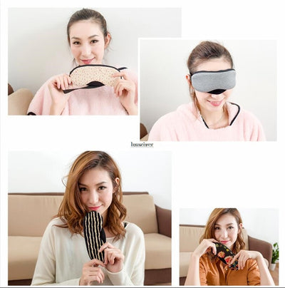 sleep eye massager mask