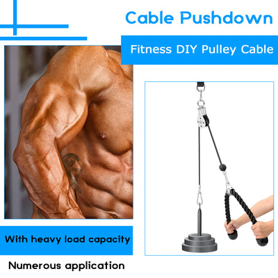 Workout Arm Cable Machine