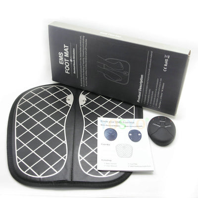 Electric EMS Foot Massager Pad
