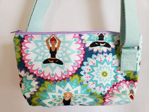 Mandala Yoga Ladies Crossbody Bag