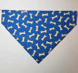 Dalmatian Love Over-the-Collar Pet Bandana