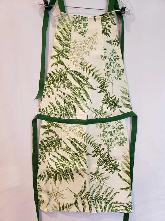 Fern Re-purposed Apron