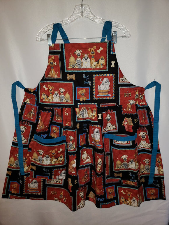 Big Dogs Adjustable Apron